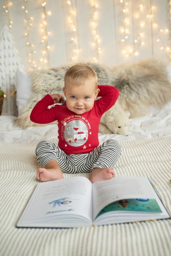 Detské Vianočné tričko