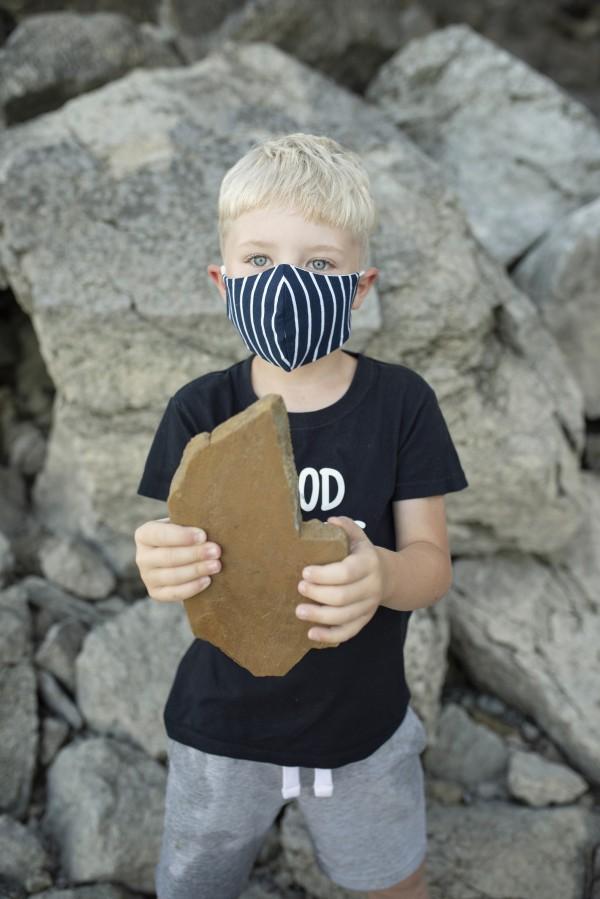 detské ochranné rúško
